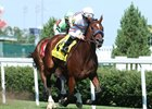Dona Bruja Runs Down Believe in Bertie in Mint Julep