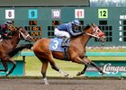 Vicente's Shadow wins on debut at Emerald Downs