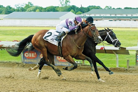 Irap; Julien Leparaoux; Ohio Derby; G3; Thistledown; June 24 2017