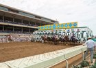 Del Mar's track management is led by Dennis Moore, new director of track maintenance
