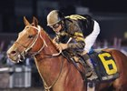 Hence Closes From Last to Win Iowa Derby