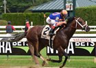 Outplay Outclasses Competition in Curlin Stakes
