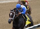 Sporting Chance breaks his maiden July 22 at Saratoga Race Course