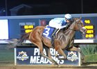 Shane's Girlfriend comes on late to capture the Iowa Oaks