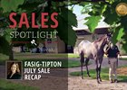 2017 Fasig-Tipton July Sale Recap
