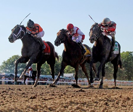 Girvin (outside) edges McCraken and Practical Joke in the Haskell