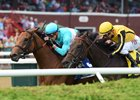 Lady Eli Runs 'One of Her Greatest Races to Date'
