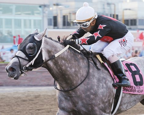 Iron Fist Keeps Rolling In Cornhusker Bloodhorse