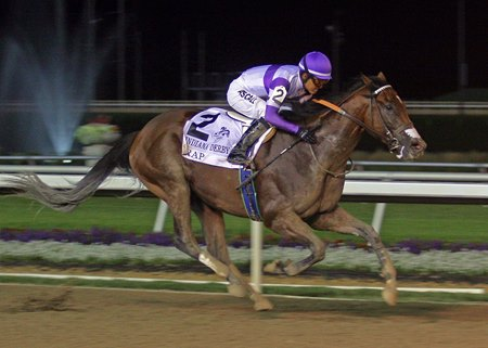 Irap captures the Indiana Derby