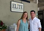 Liz Crow and Bradley Weisbord of ELiTE Sales