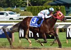 El Deal took the July 29 Alfred G. Vanderbilt Handicap at Saratoga by eight lengths in his most recent victory