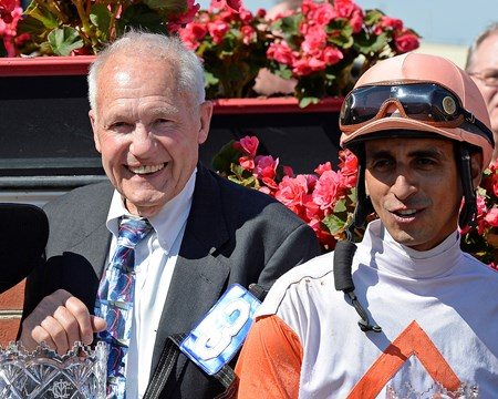 King Leatherbury