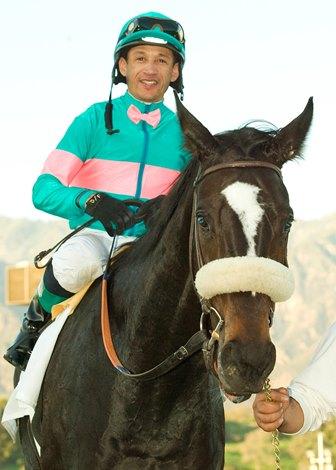 Jockey David Flores Retires From Riding Bloodhorse