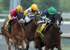 Glamanation First Stakes Winner for Point of Entry