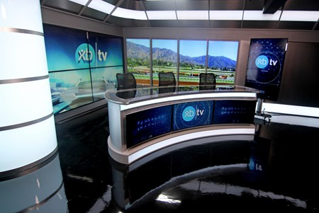 Scenes from the XBTV studio and XBTV talent and cameramen on location. Jan. 26, 2016 in , California.