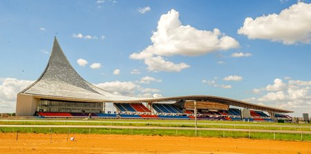Yiqi Racecourse hosts China Horse Club's annual cultural festival Aug. 19-20 in Inner Mongolia