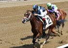Hazit breaks his maiden at Saratoga Race Course