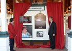 Jockey Ramon Dominguez is inducted into Saratoga Walk of Fame