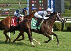 March X Press won last year's Bolton Landing Stakes at Saratoga Race Course