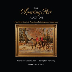 The 2017 Sporting Art Auction