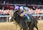Cause We Are Loyal wins the Seeking the Ante Stakes at Saratoga Race Course