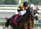 Untamed Domain qualified for the Breeders' Cup Juvenile Turf through the Breeders' Cup Challenge series