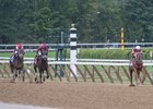 Gun Runner rolls to victory in the Woodward