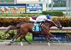 Mr. G T wins his maiden at Gulfstream Park Sept. 17