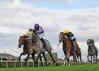 Capri takes the William Hill St. Leger Stakes at Doncaster