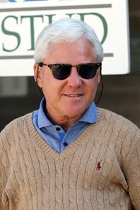 Craig Bandoroff of Denali Stud was among the sellers who believes in the new format