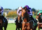 Saxon Warrior takes the Juddmonte Beresford Stakes Sept. 24 at Naas