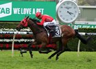 Redzel wins The Everest at Randwick