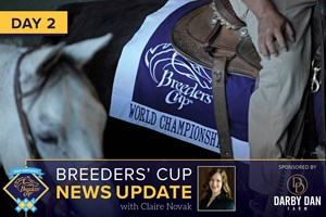 Breeders' Cup News Update