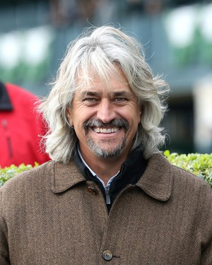 "Steve Asmussen calls Gettysburg ""the perfect horse at the right time for Gun Runner"""