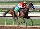 McKinzie wins his debut Oct. 28 at Santa Anita Park