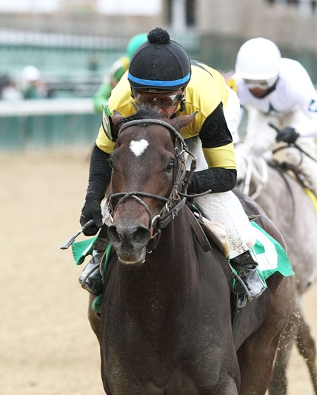 Seven Trumpets - Maiden Win, Churchill Downs - Oct. 29, 2017