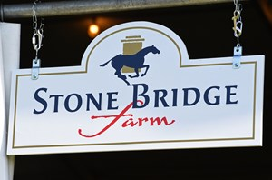 Stone Bridge Farm will offer seven yearlings at the upcoming Fasig-Tipton October sale