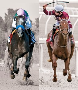 Arrogate and Gun Runner will face off in the Breeders' Cup Classic