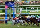 Red Falx soars to the lead in Japan's Sprinters Stakes