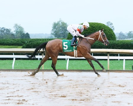 Mia Mischief - Maiden Win, Keeneland - October 8, 2017