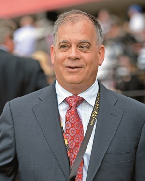 Tim Ritvo, The Stronach Group's chief operating officer