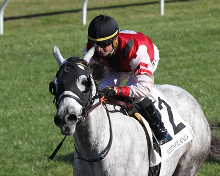 Coco Mon - Allowance Win, Keeneland - Oct. 26, 2017