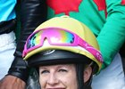 Since relocating to Fair Grounds, Aubrie Green has ridden seven winners