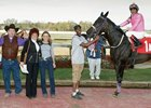 Trainer Gary Patrick's Sashenka gives him win 2,000