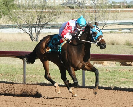 Forger wins the 2017 New Mexico Classic Cup Sprint Championship Stakes