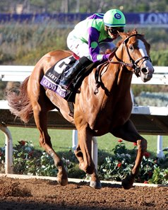 Breeders' Cup Juvenile winner and champion 2-year-old colt Good Magic is the co-second choice in the KDFW at 8-1