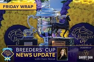 Breeders' Cup Friday Wrap