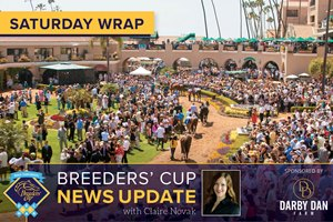 Breeders' Cup Saturday Wrap