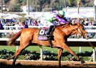 Good Magic wins the Breeders' Cup Juvenile at Del Mar