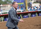 Chad Brown finished 2017 as the leading trainer by earnings in North America